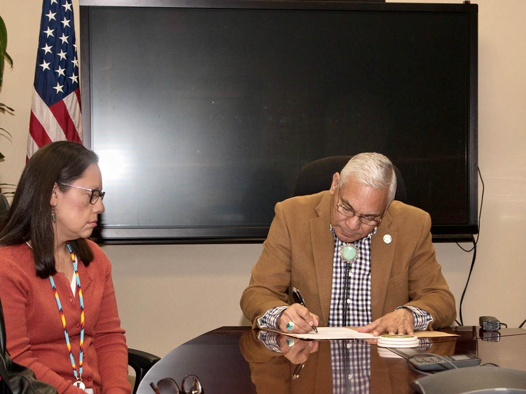 Indian Country bills face time crunch as Congress winds down