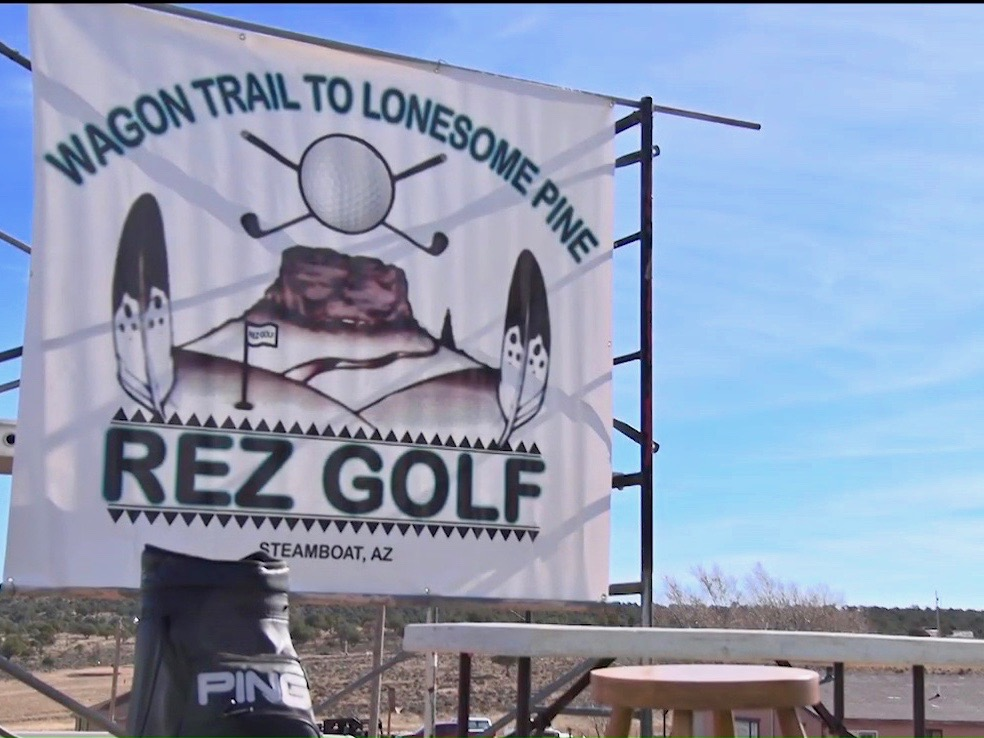 Cronkite News: 'Rez golf' grows in popularity on the Navajo Nation