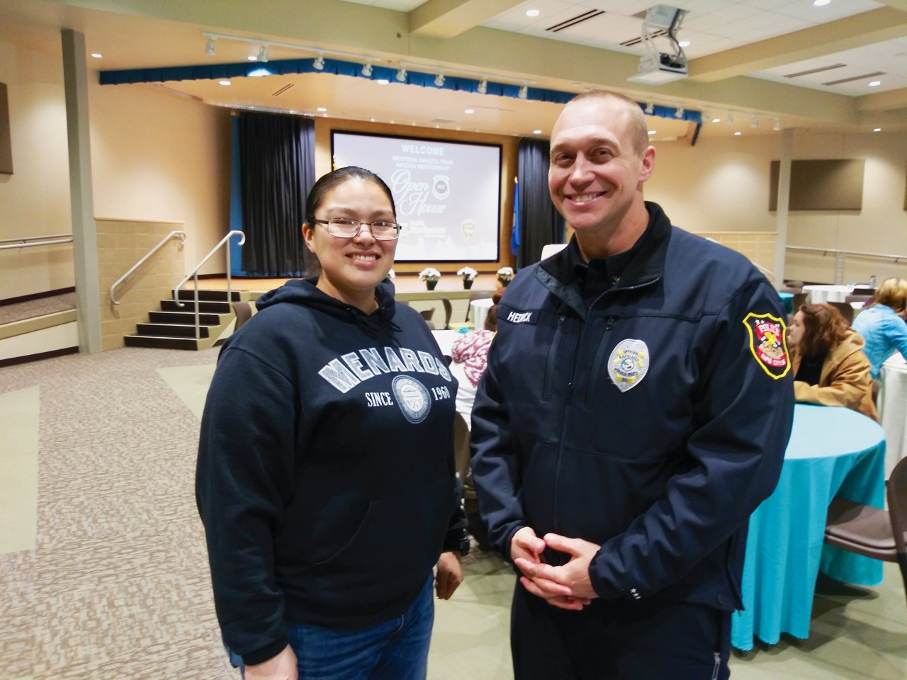 Native Sun News Today: Akicita program brings students into law enforcement
