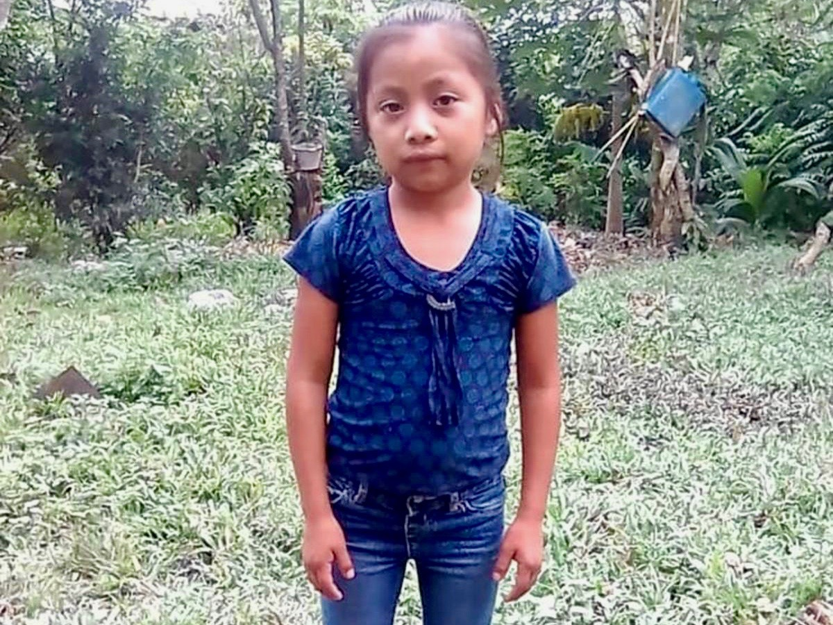 Maya girl from Guatemala, 7, dies in custody of U.S. Border Patrol