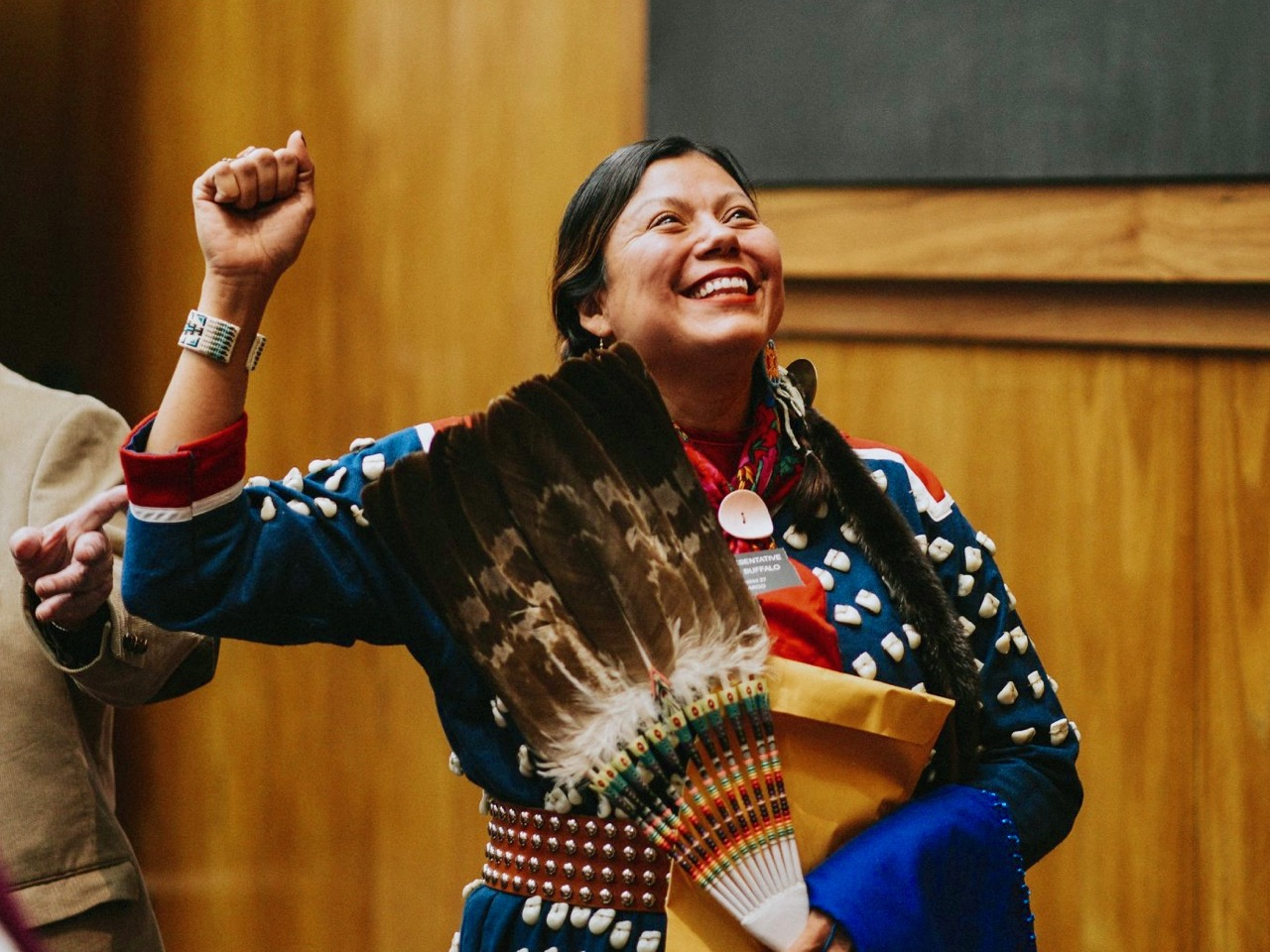 Elizabeth Cook-Lynn: Will Native women be able to solve our political problems?