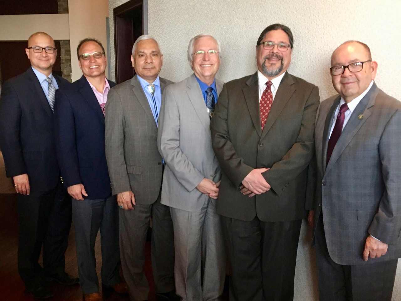 Bill John Baker: Five Civilized Tribes welcome repeal of termination-era law