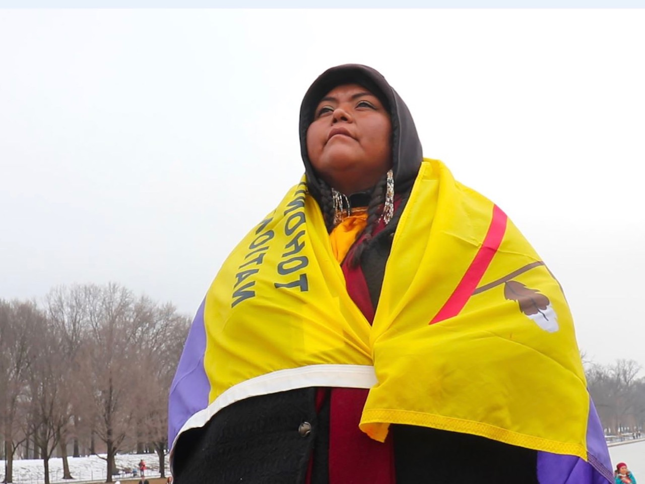 Cronkite News: Indigenous Peoples March draws thousands to Washington D.C.