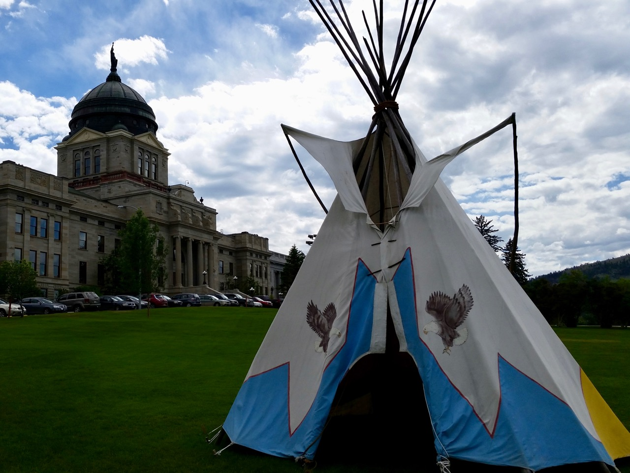 Montana Legislature boasts record number of Native Americans and allies