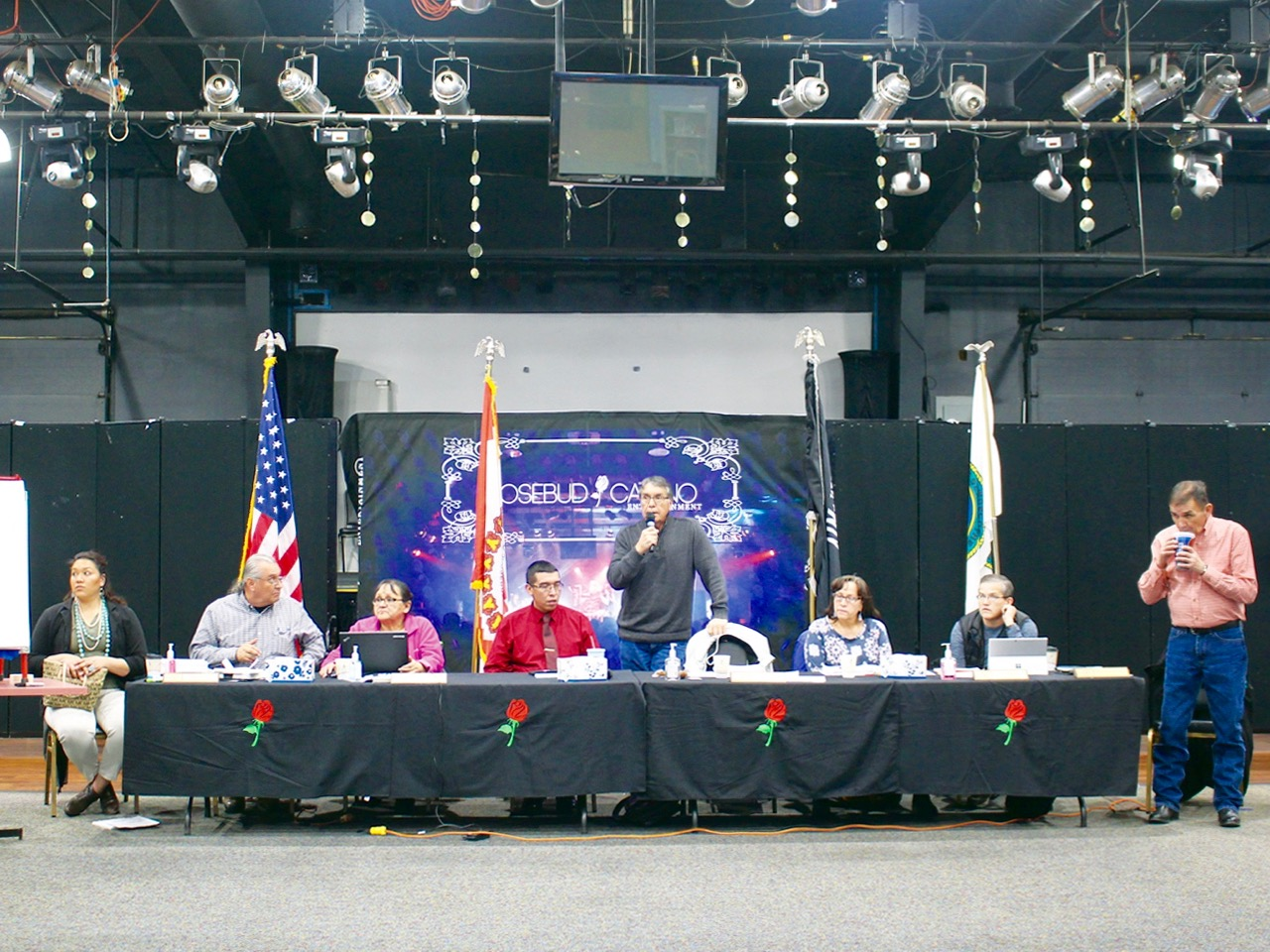 Native Sun News Today: Historic tribal meeting focuses on health care controversy