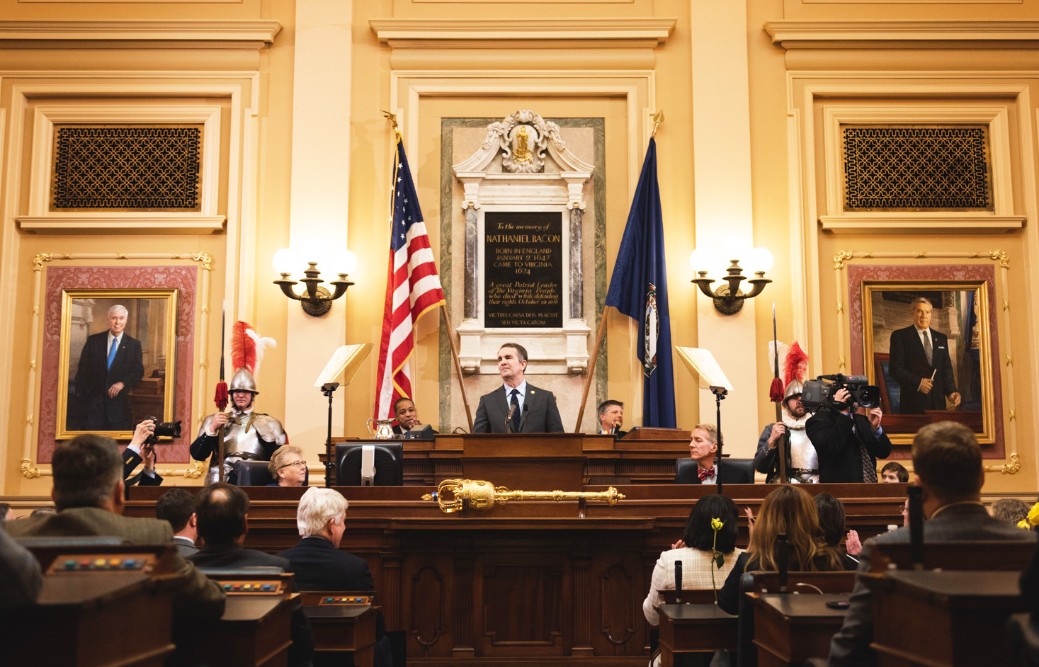 Tim Giago: The governor of Virginia is in a heap of trouble over racist photo