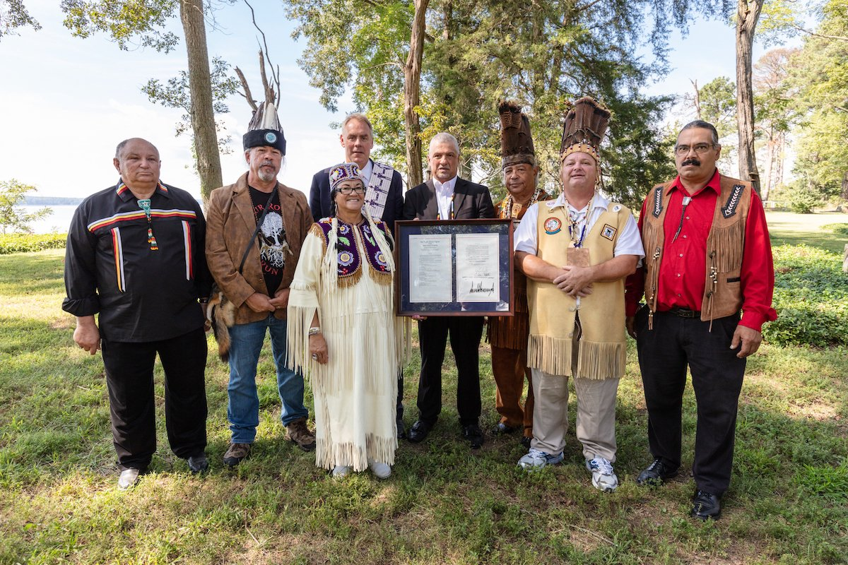 Bureau of Indian Affairs publishes annual list of federally recognized tribes