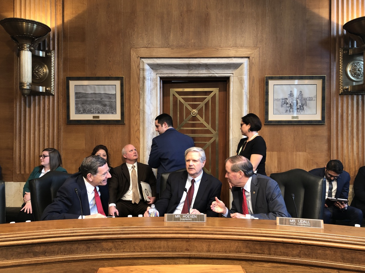 Senate Committee on Indian Affairs advances more legislation in troubled climate