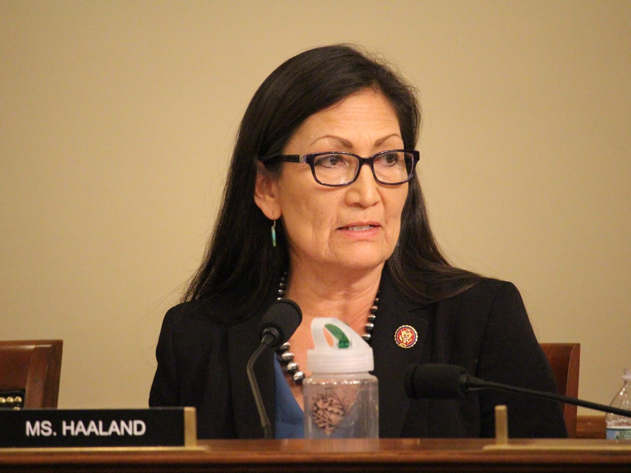 VIDEO: Rep. Deb Haaland helps lead first #ActOnClimate hearing