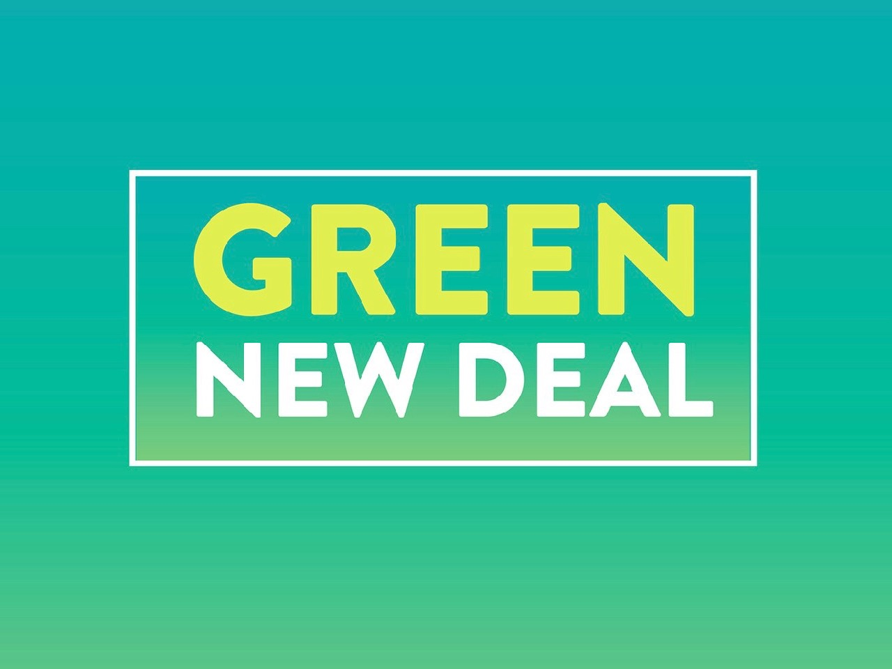 Mark Trahant: The #GreenNewDeal and Indian Country