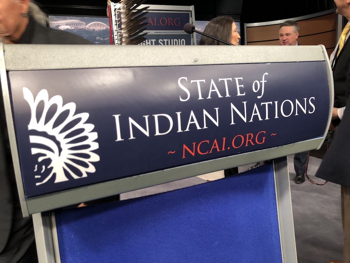 Twitter Recap: The 17th annual State of Indian Nations address