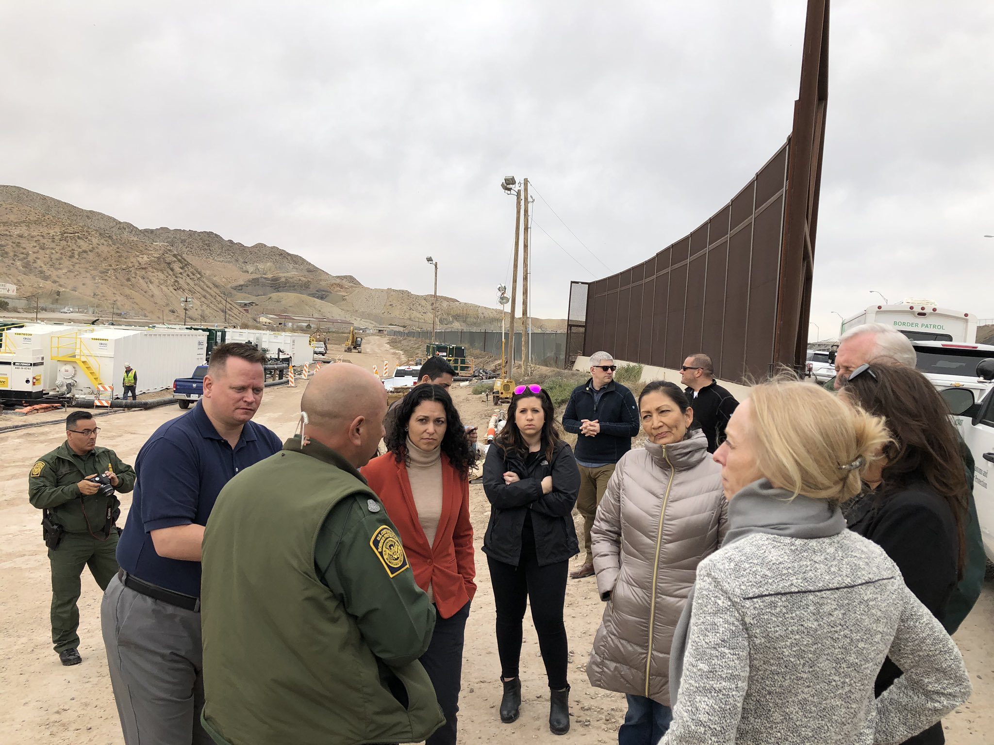 YES! Magazine: Border wall seen as threat to families and the environment