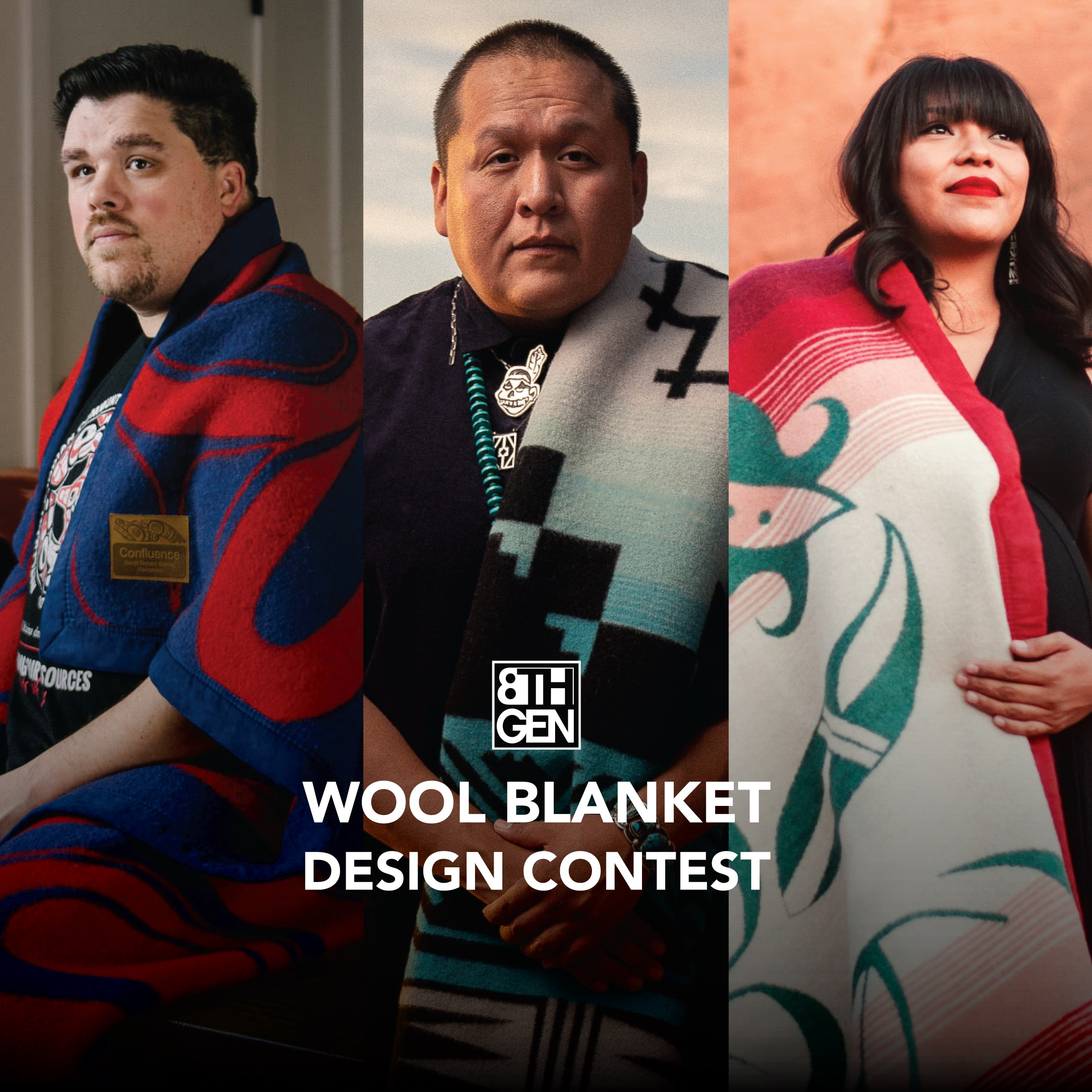 Eighth Generation announces another Native wool blanket design contest