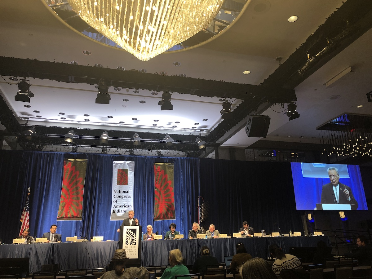 House Committee on Appropriations welcomes Indian Country leaders to Washington