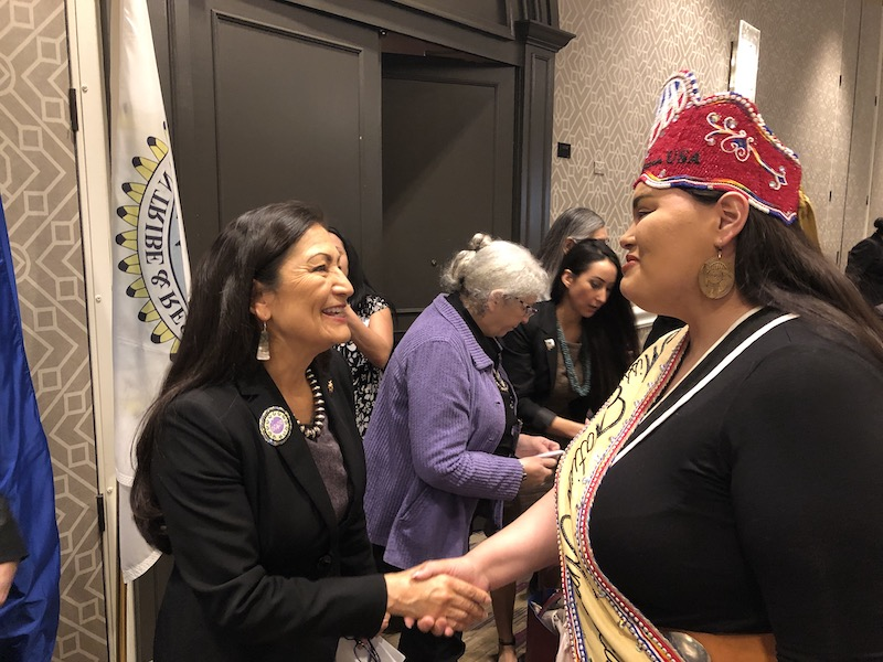 United South and Eastern Tribes pledge unity amid uncertainty in the Trump era