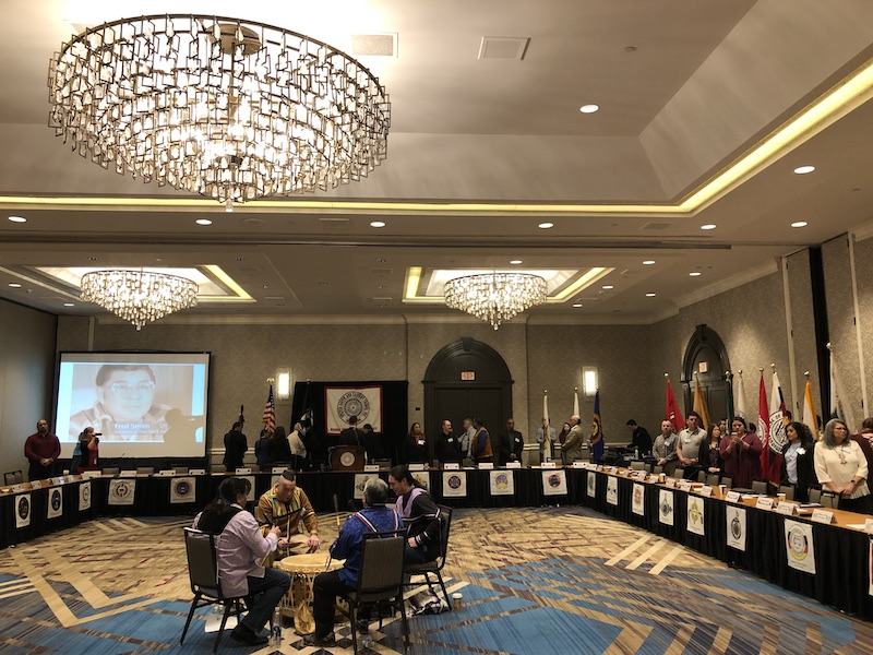 Twitter Recap: United South and Eastern Tribes open Impact Week meeting