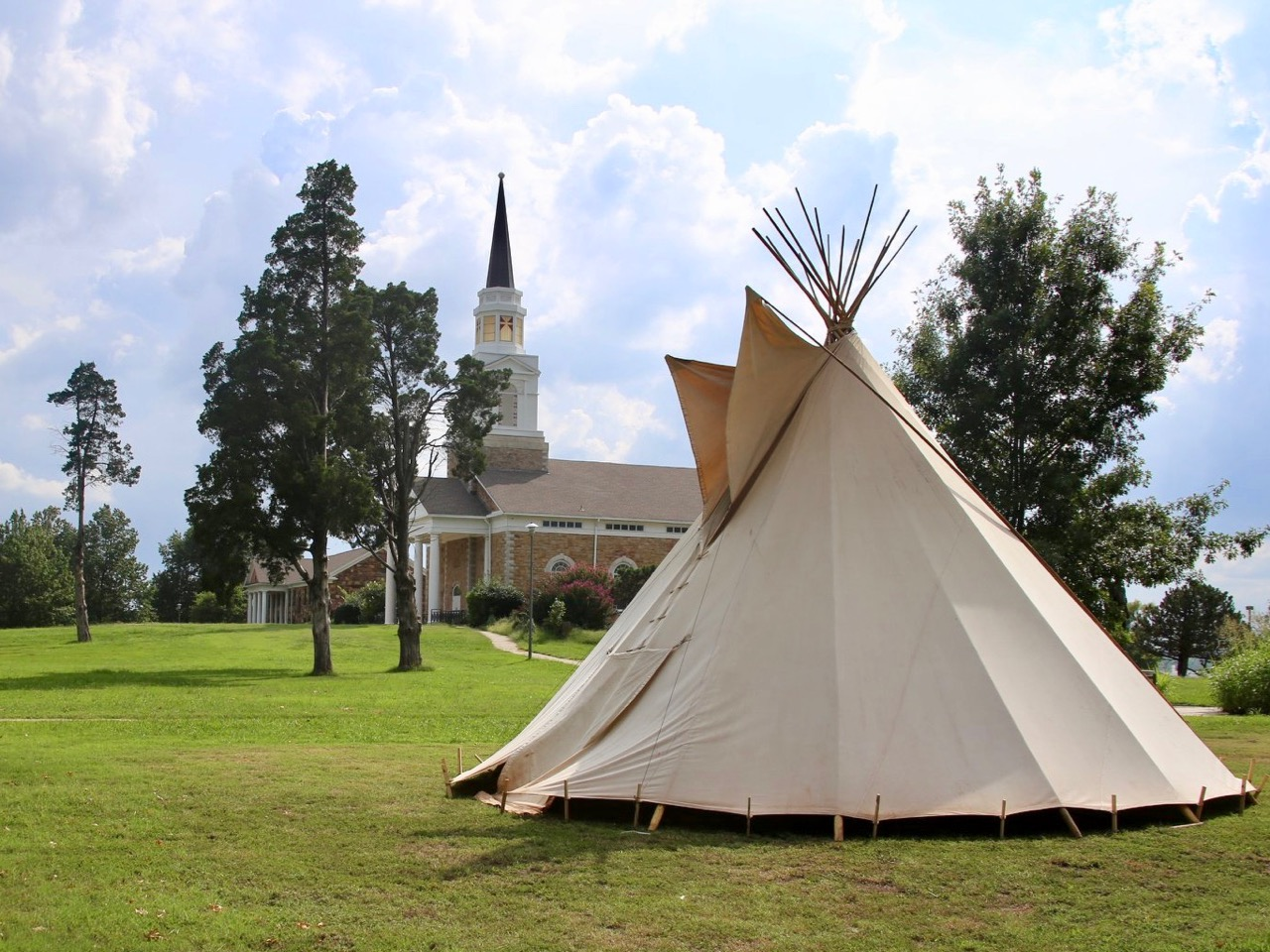 Historic Indian college secures charter from Otoe-Missouria Tribe