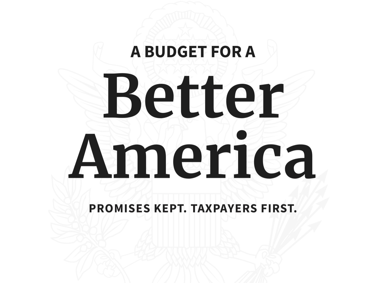 President Trump releases new budget with cuts for Indian Country programs