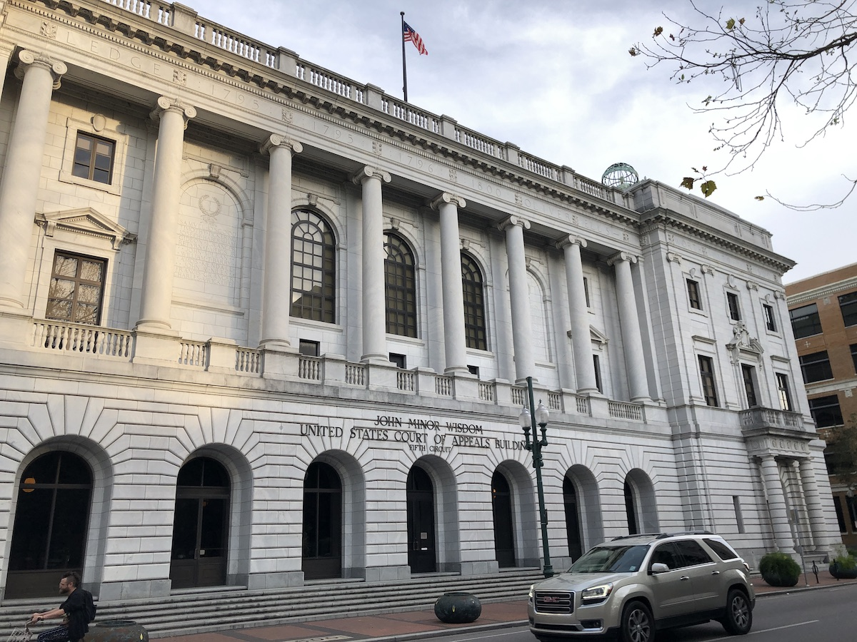AUDIO: 5th Circuit Court of Appeals oral arguments in Brackeen v. Zinke