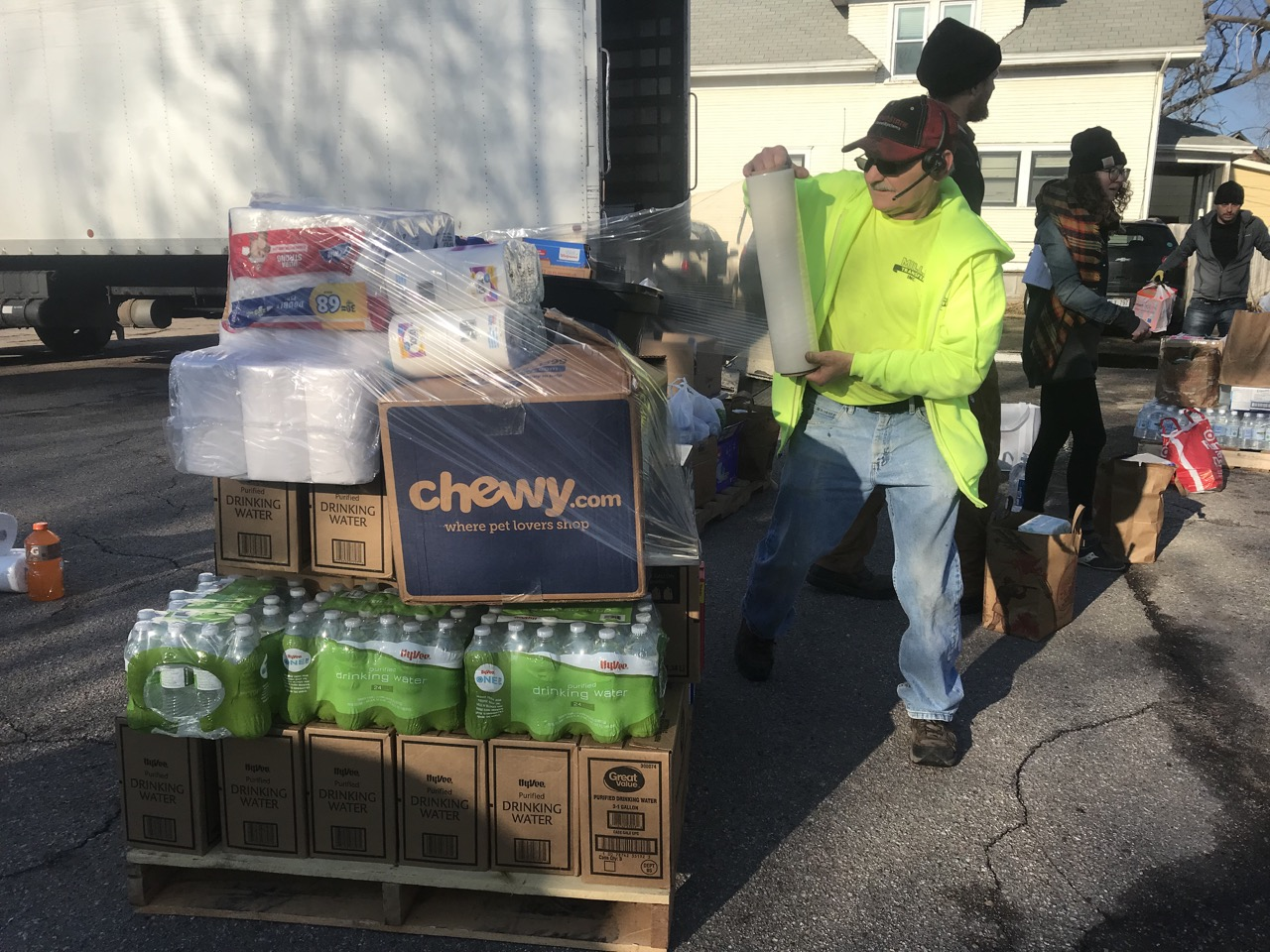 Santee Sioux Tribe welcomes additional donations as flood relief efforts continue