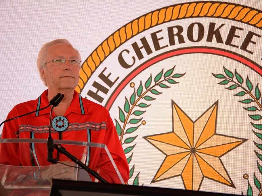 Bill John Baker: Cherokee Nation helps college graduates show their pride
