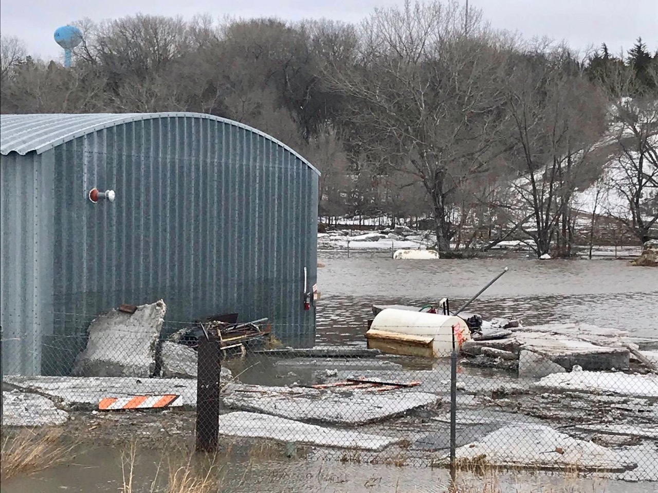 'We barely made it out': Tribal families hit hard by historic flooding