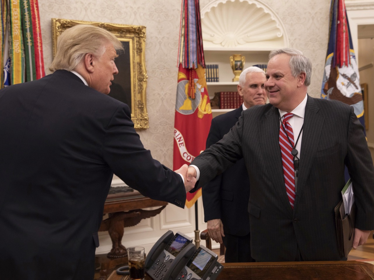 AUDIO: Confirmation hearing for David Bernhardt as Secretary of the Interior