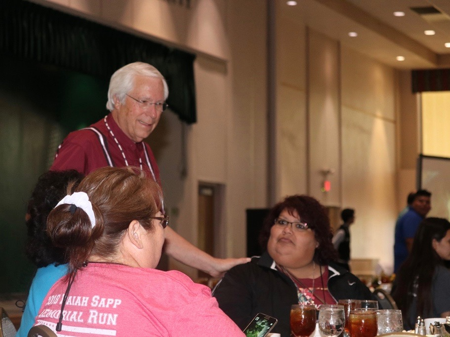 Bill John Baker: Sister community program connects Cherokees across the country