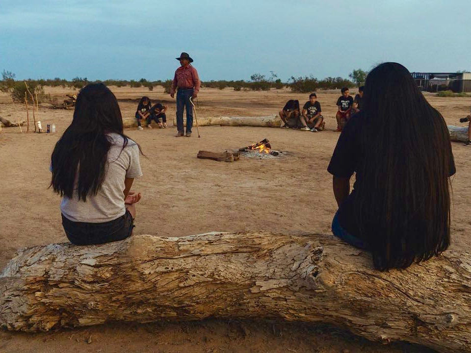 YES! Magazine: Indigenous traditions help keep us healthy today