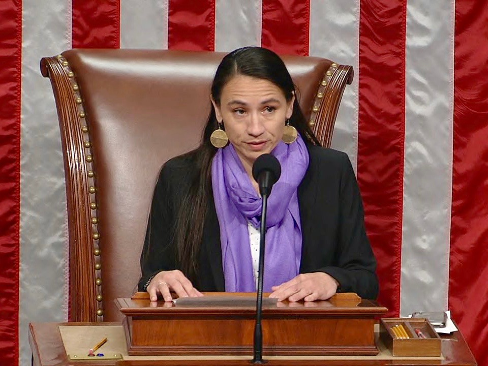 Mark Trahant: Native members of Congress -- except one -- vote to renew VAWA