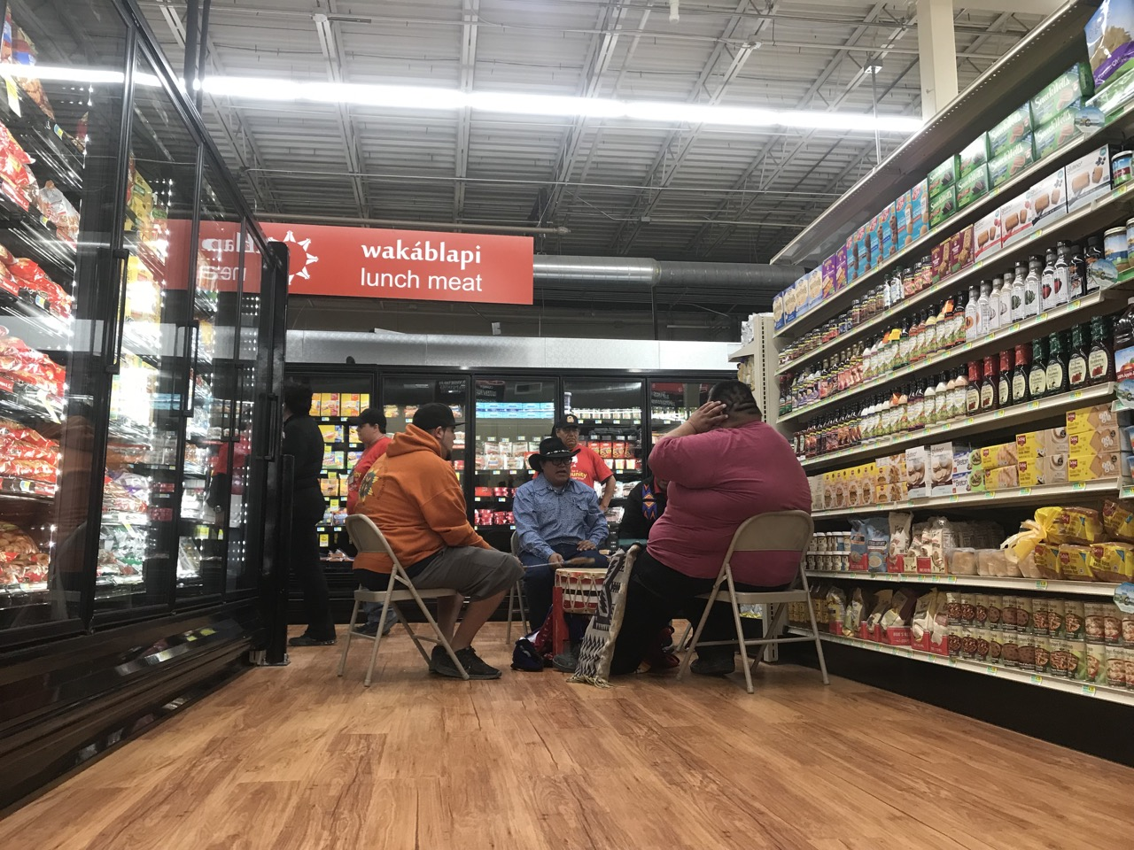 Oglala Sioux Tribe welcomes reopening of grocery store on Pine Ridge Reservation