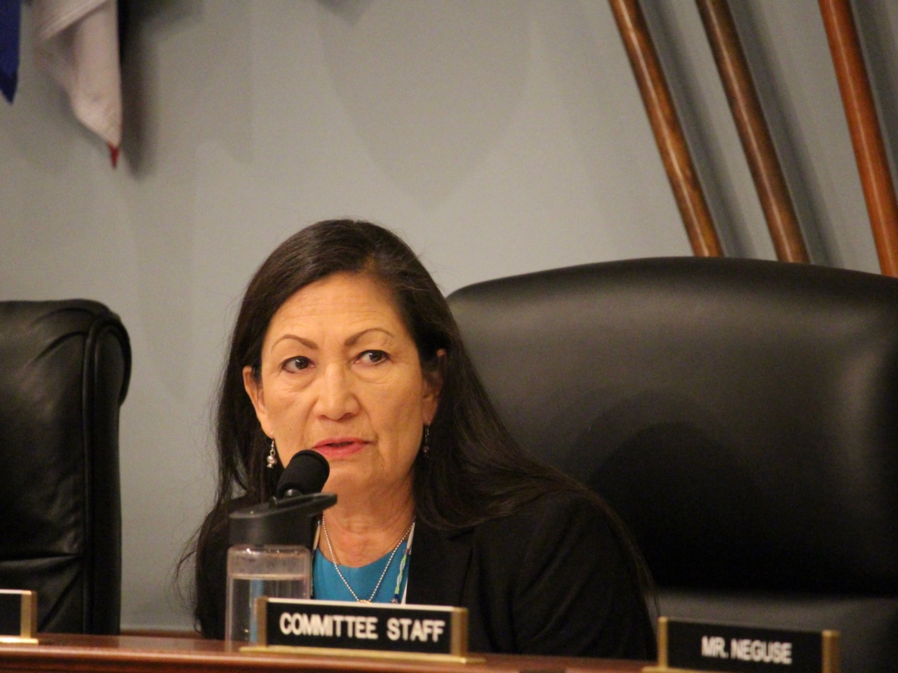 Mark Trahant: Native woman won't run for open U.S. Senate seat