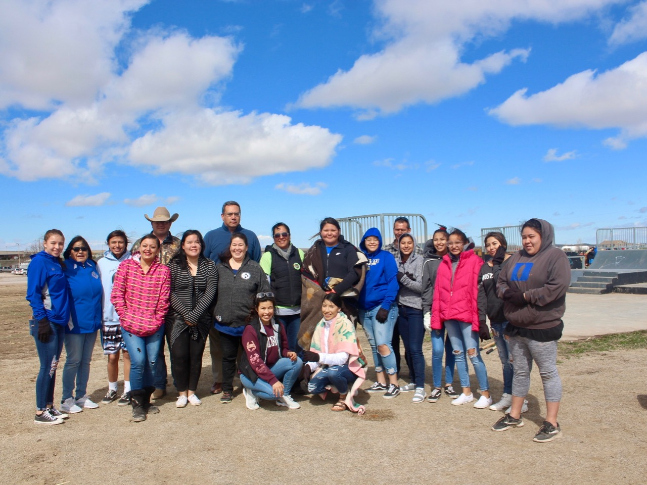 Native Sun News Today: Community on Pine Ridge Reservation focuses on youth