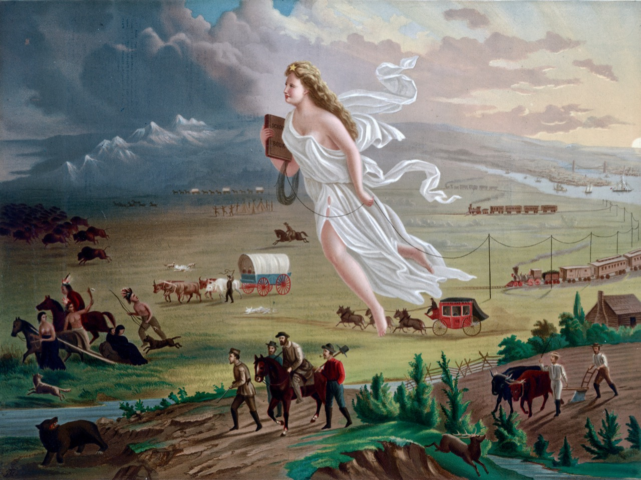 Elizabeth Cook-Lynn: I'm tired of the White American history of Manifest Destiny