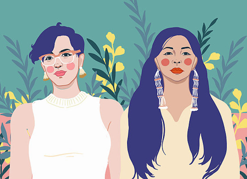 YES! Magazine: 'All My Relations' podcast run by two Native women