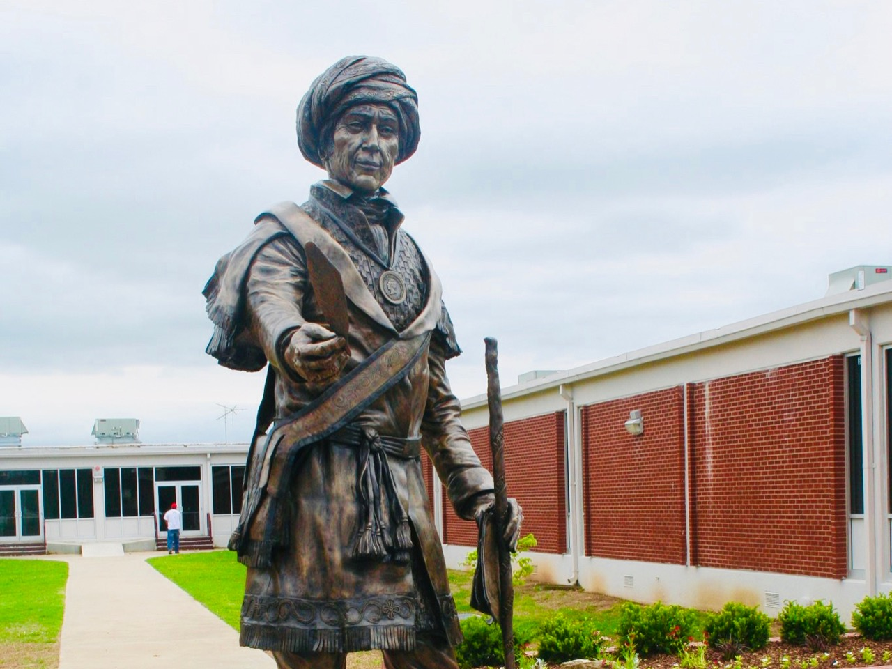 Bill John Baker: Cherokee high school attracts the best in Indian Country