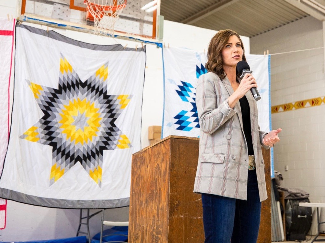 Governor of South Dakota admits snubbing tribes with last minute legislation