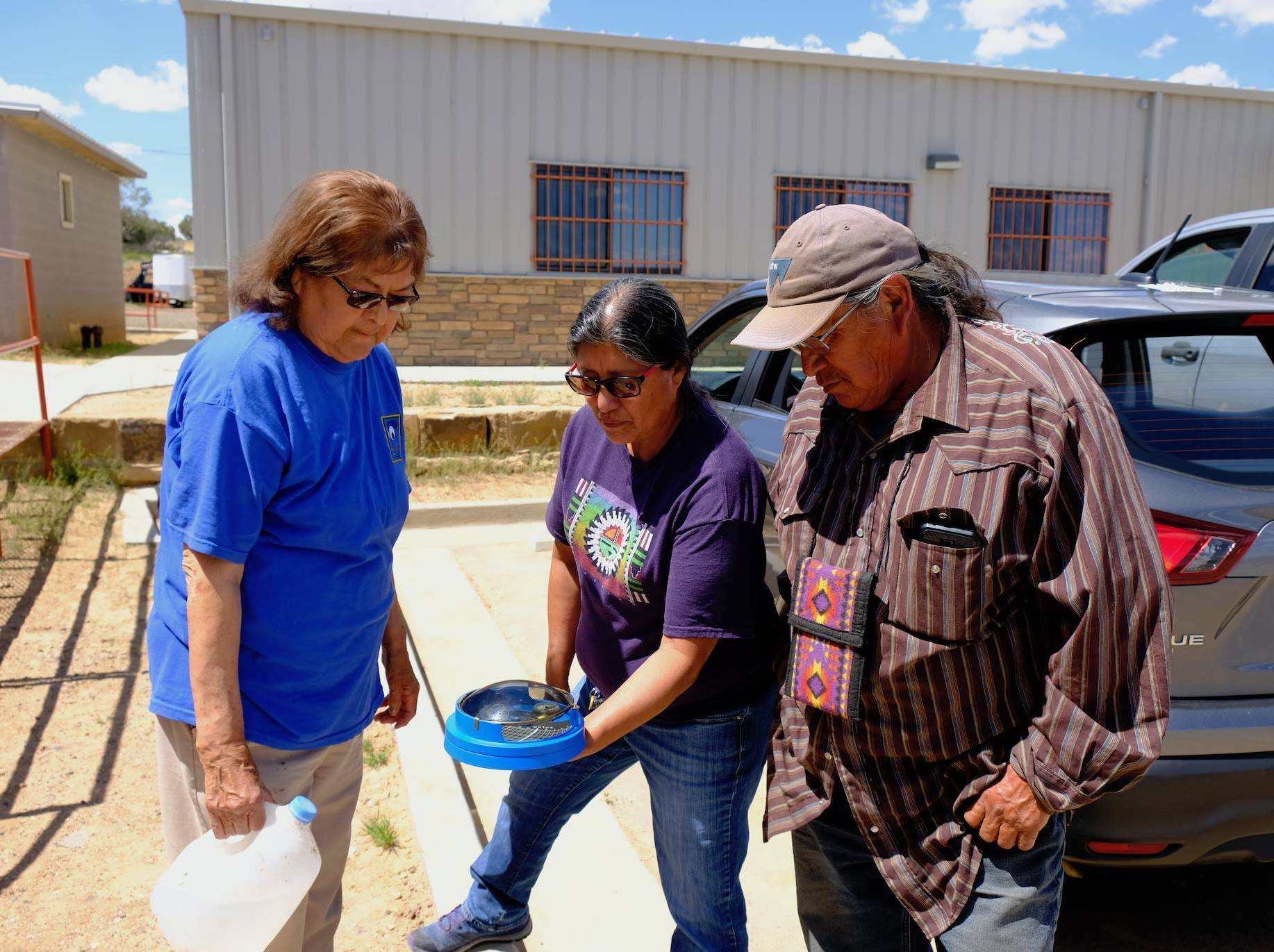 The Revelator: Bringing energy independence to Indian Country