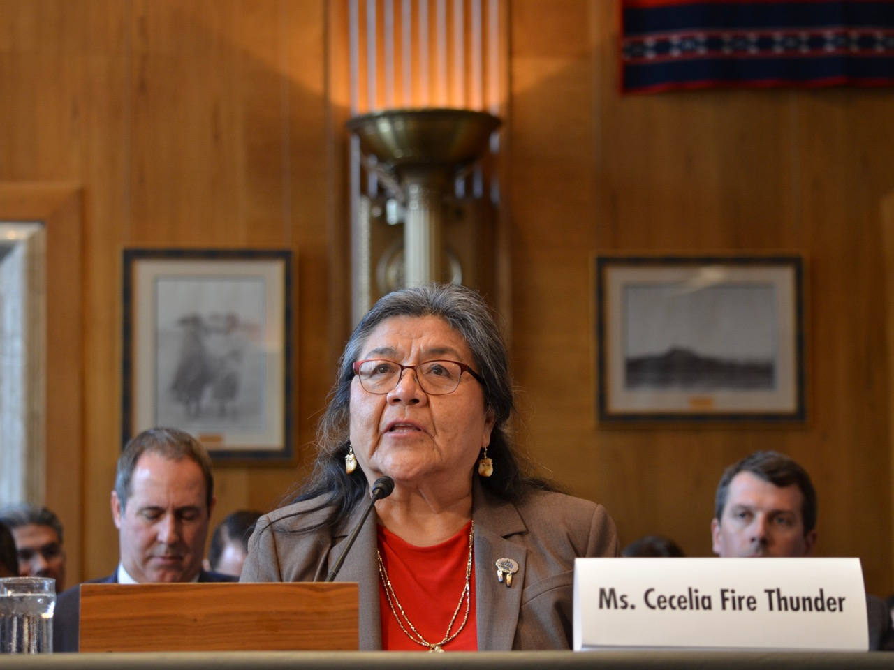Senate Committee on Indian Affairs set to advance three bills at meeting