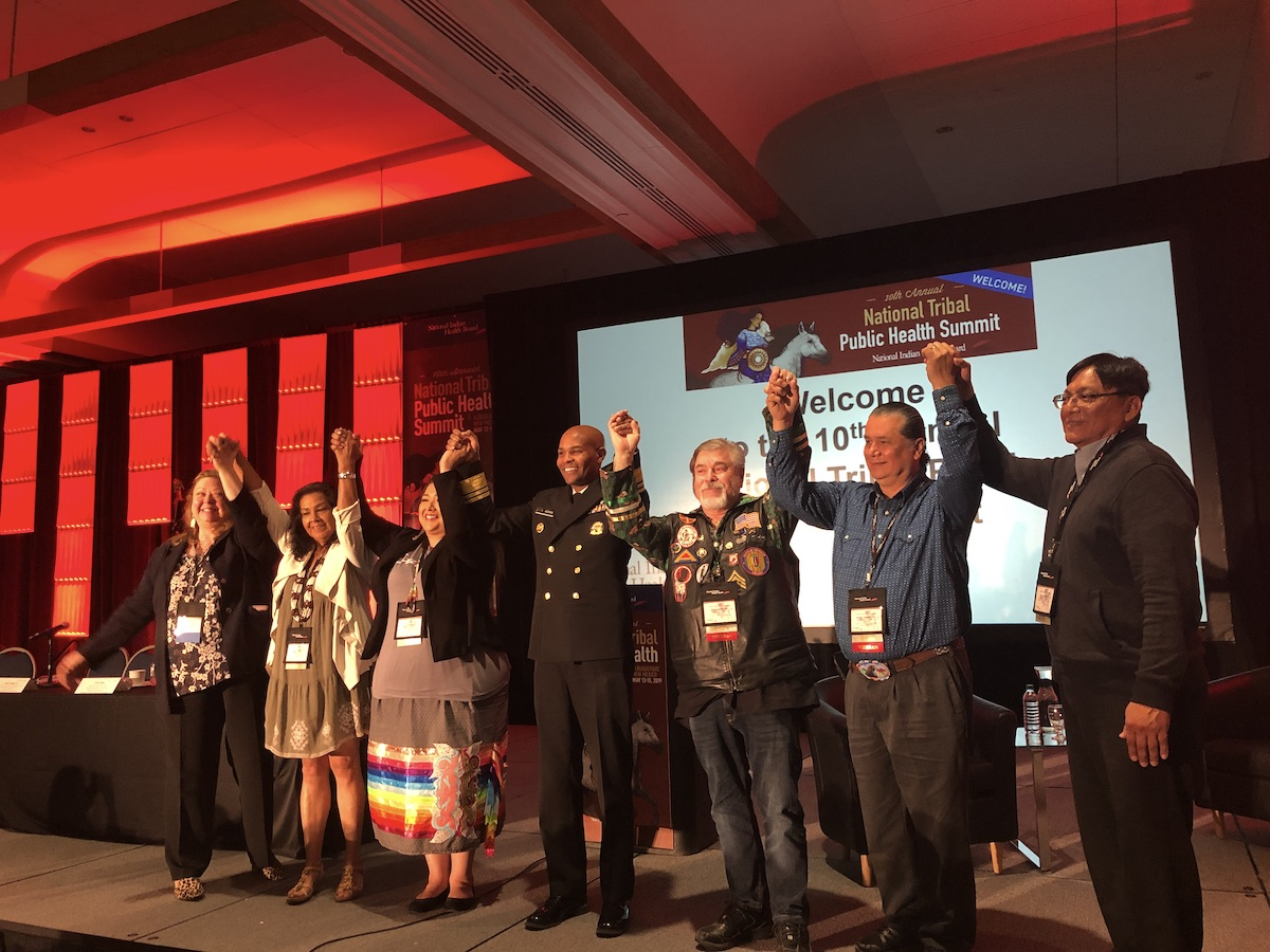 Recap: Opening day of 10th annual National Tribal Health Summit