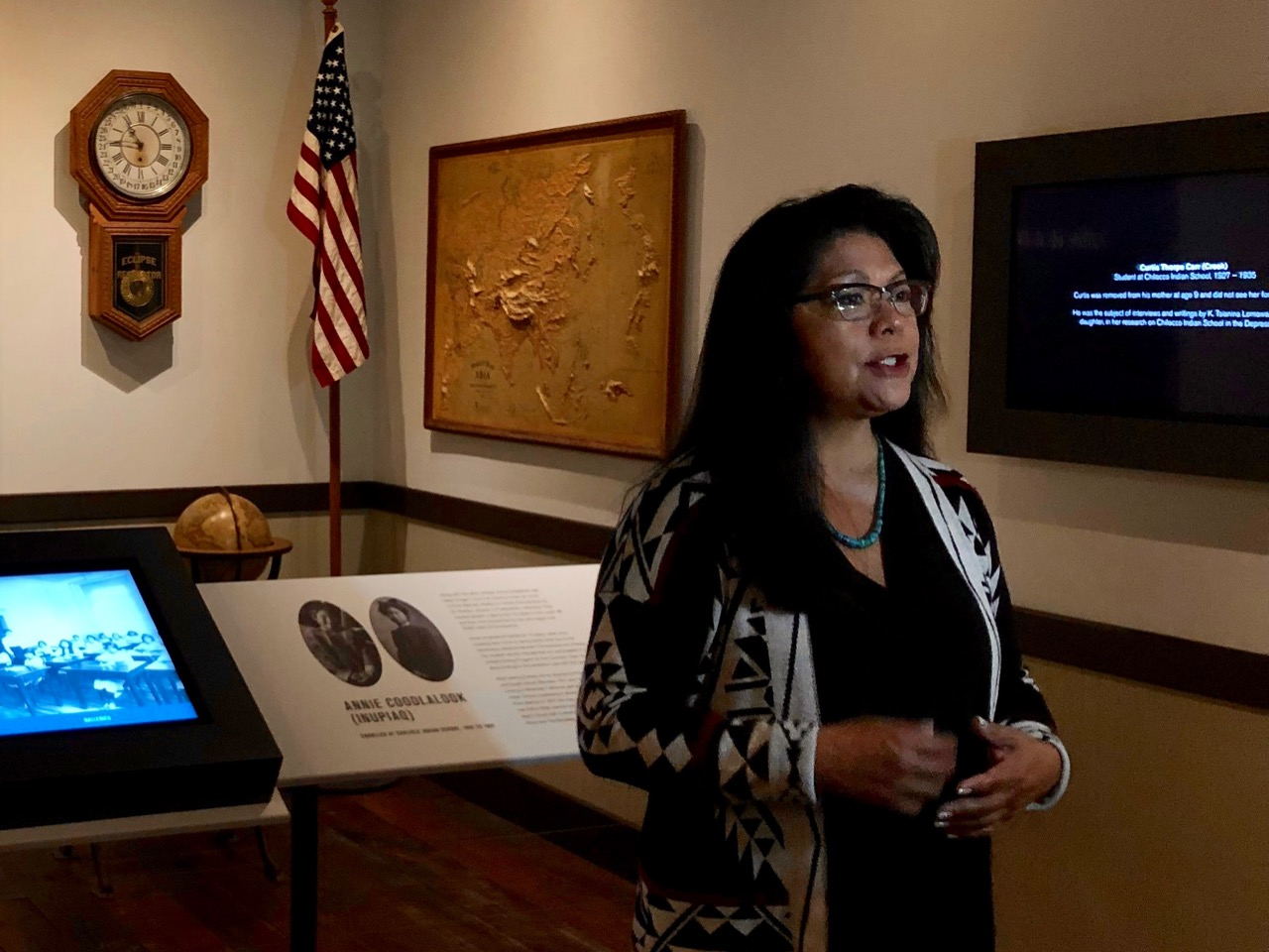 Indian Country Today: Patty Talahongva tapped for new television program