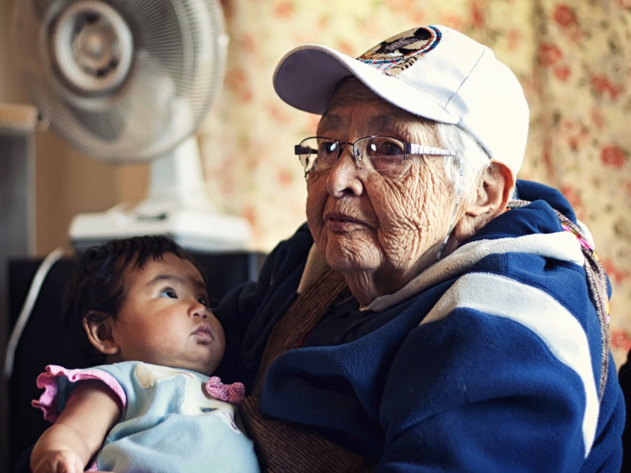 Clara Caufield: Grandmas are the backbone of Indian Country