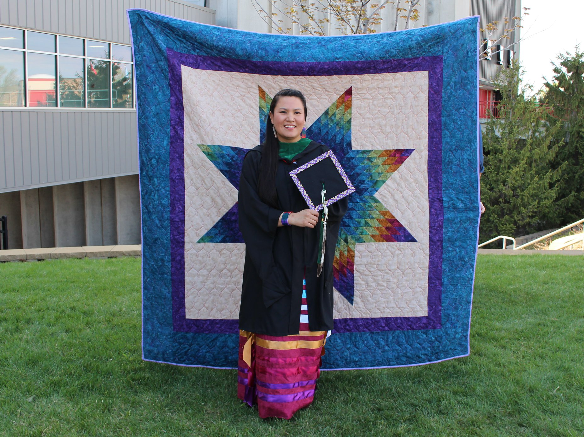 Native Sun News Today: Native graduate inspires thousands with post