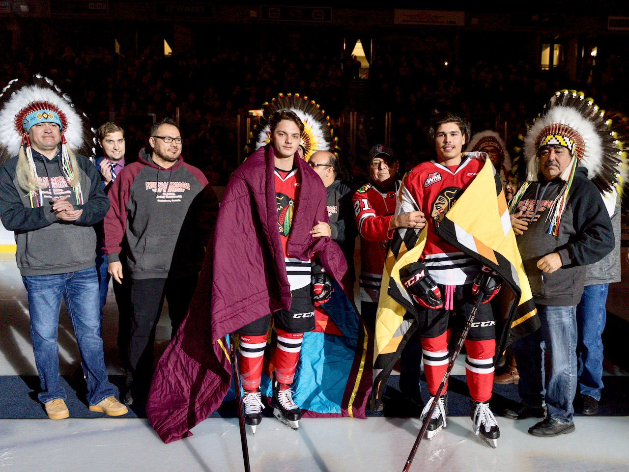 The Conversation: Rethinking Canada through Indigenous hockey