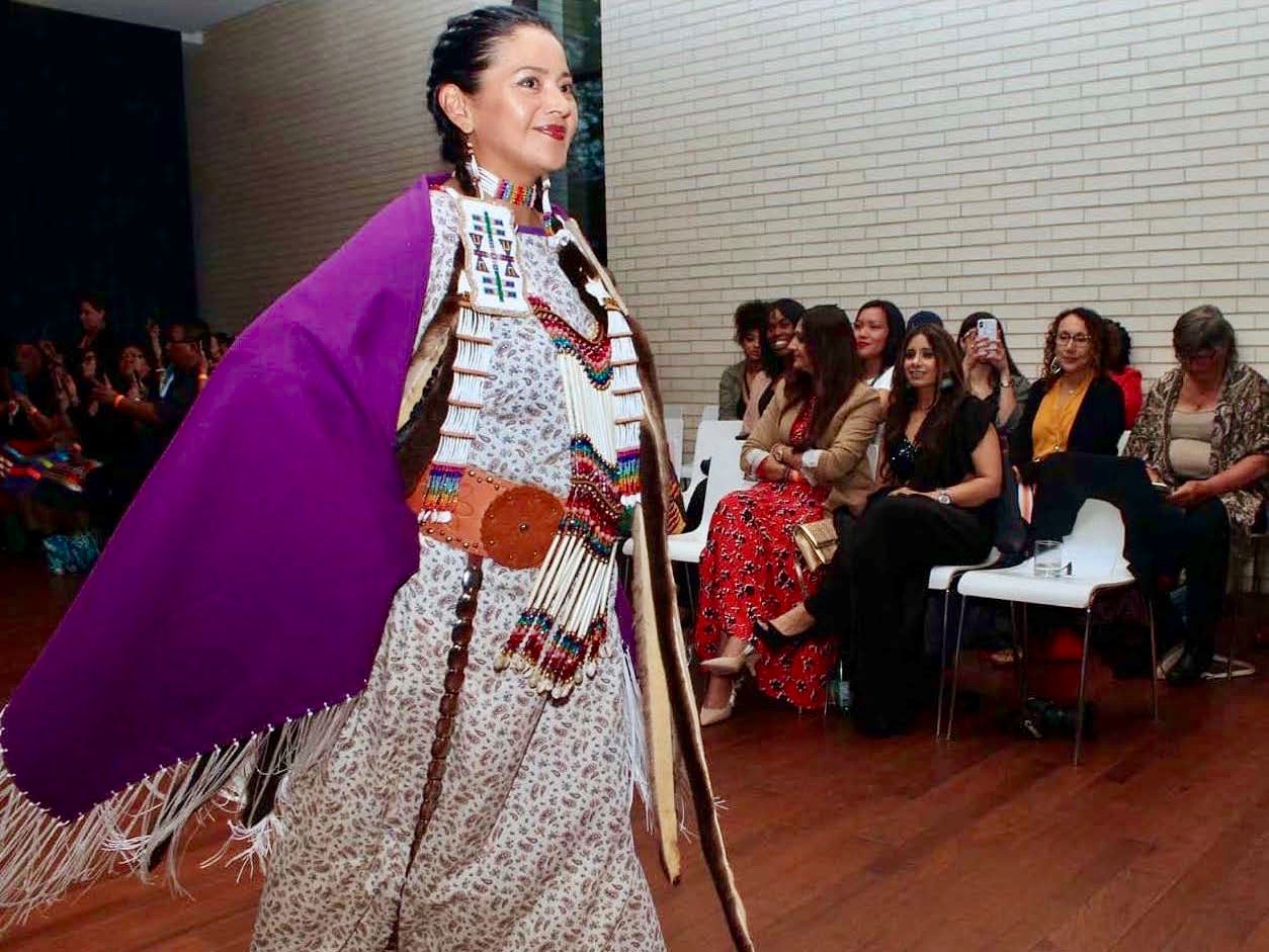 Cheyenne and Arapaho Tribal Tribune: Native designer ready for New York debut
