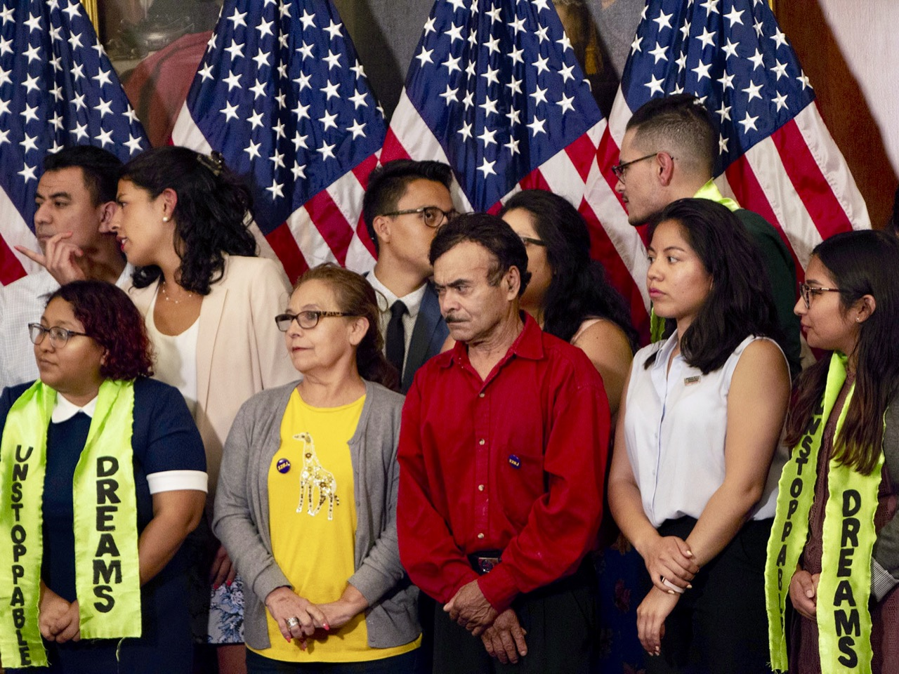 Cronkite News: Lawmakers divided along party lines on bill to protect 'Dreamers'