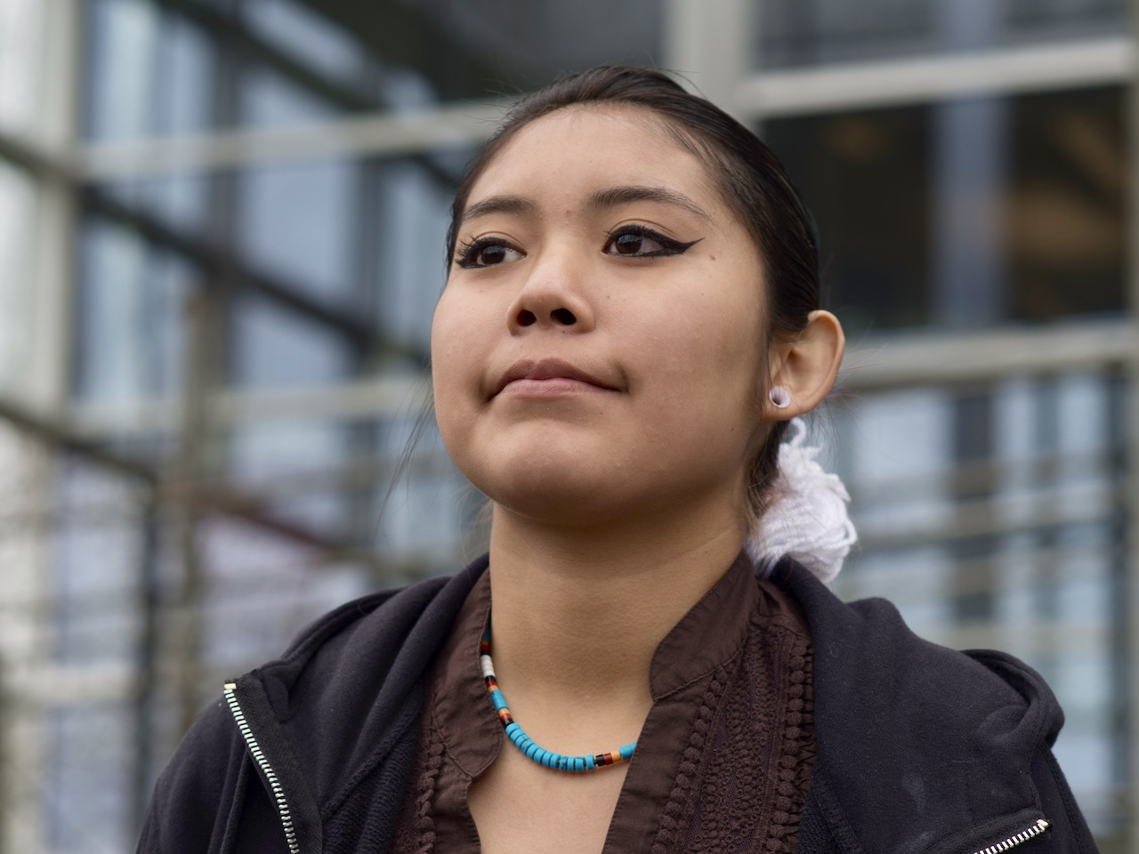 Cronkite News: Native youth aim to hold U.S. accountable for climate change