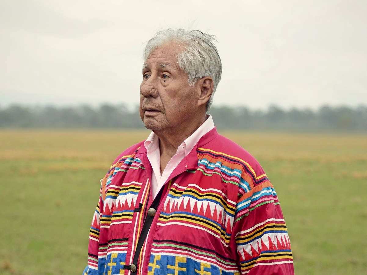 United South and Eastern Tribes mourn passing of first president Joe Dan Osceola