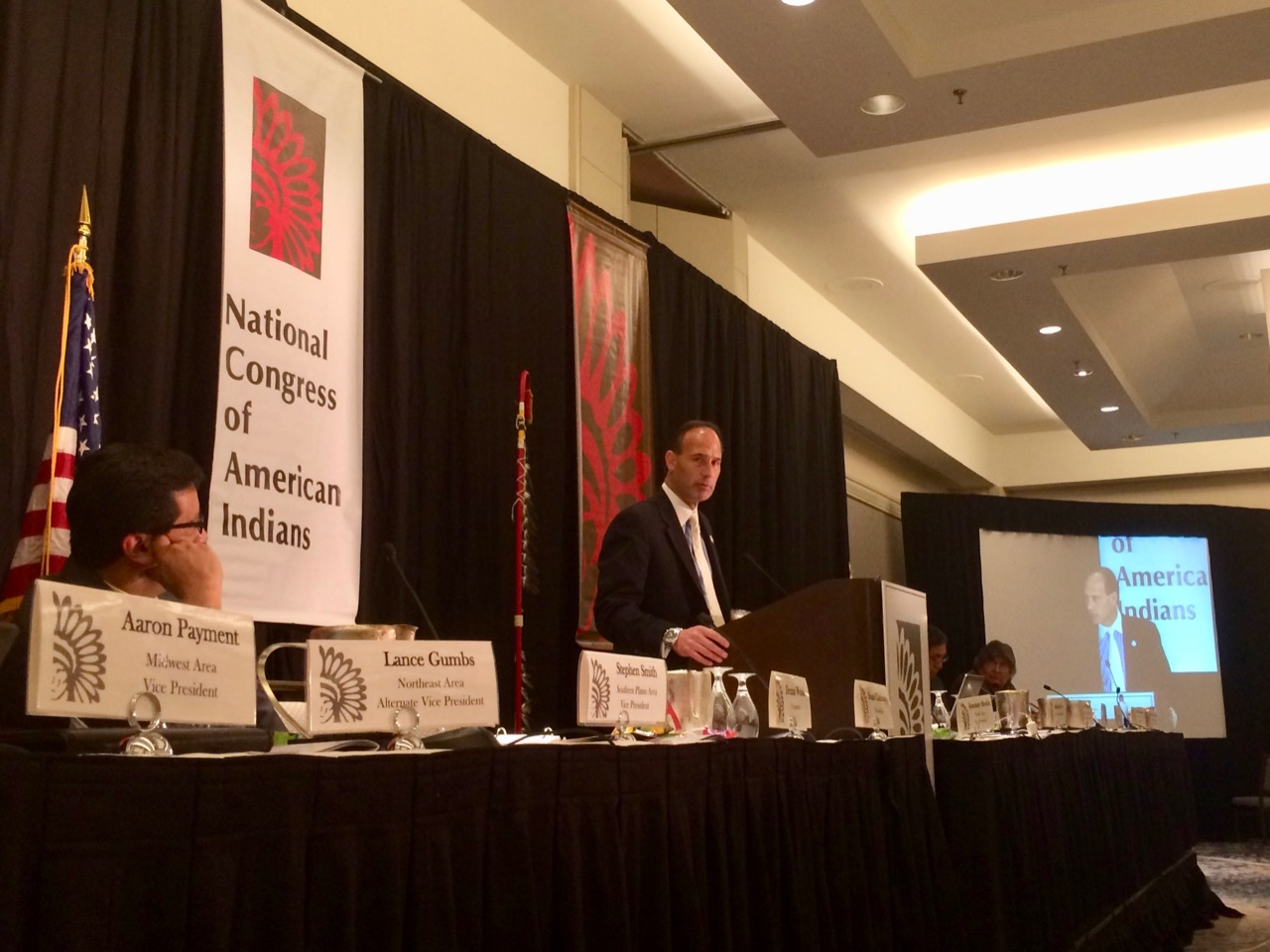 National Congress of American Indians enters 'new chapter' with new executive