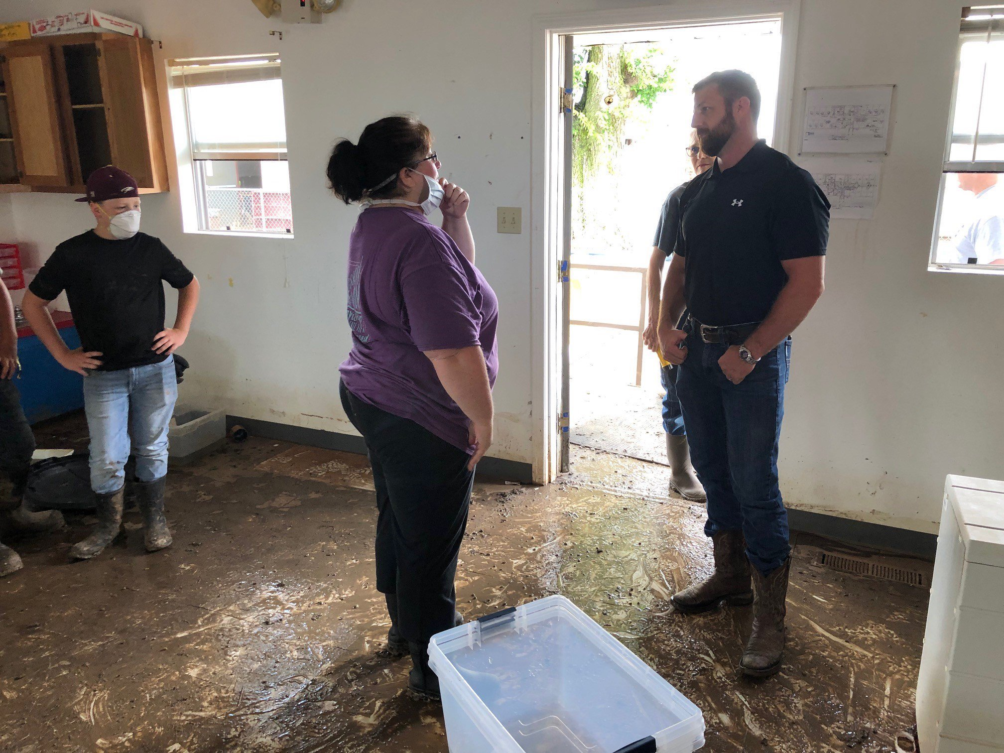 Rep. Markwayne Mullin: Flooding causes damage across Oklahoma